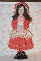 Vintage 20quot; Campbell#x27;s Doll Body Nippon Bisque Head Doll