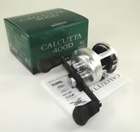 NEW SHIMANO CALCUTTA 400D 400 D RIGHT HAND REEL U.S SELLER *1-3 DAYS DELIVERY*
