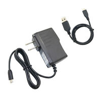 AC DC Wall Charger Power Adapter USB Cord Cable For Vizio Tablet VTAB1008 b $9.39