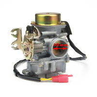 Motorcycle CVK 30mm Carb Carburetor For Motorcycle ATV Scooter GY6 150-250CC
