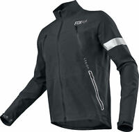 Fox Racing Mens Charcoal Grey Legion Downpour Dirt Bike Jacket MX ATV Off-Road