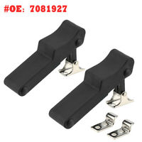 2pc ATV Latch Rubber Lower Kit for Polaris Sportsman 450/570/Touring/ETX 7081927