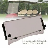 Club Car DS Tinted Windshield '82-'00.5 New In Box Golf Cart Folding Acrylic BT
