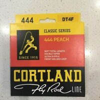 Floating Fly Line Cortland 444 (DT3F/DT4F/DT5F) - NEW