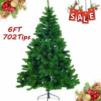 6Ft /1.8M Tall Xmas Christmas Tree W/Stand Holiday Season Indoor Outdoor Green