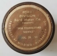 Ford Motor Co. Presents