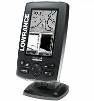 Lowrance Mark-4 Chirp 000-11823-001 Fishfinder/Chartplotter with 83/200 KHz