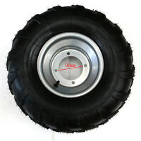 18x9.50 8 Tyre Tire amp; Rim for ATV Quad Trailer Trolley Gokart Buggy Mini Pocket