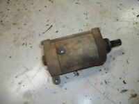 2002 YAMAHA GRIZZLY 660 4WD STARTER