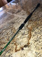 Japanese 2pc.Travel Bass Casting Rod or Inshore $259. Value