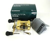 NEW SHIMANO CALCUTTA 400B ROUND BAITCASTER REEL *USPS PM 1-3 DAYS DELIVERY*