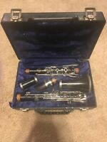 Evette Clarinet Made In West Germany Serial # 58151 With Hard Case