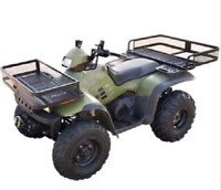 XL ATV Baskets Carrier Universal Front & Rear 2 Pcs Drop Hunting Storage Farmer