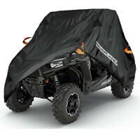 Utility Vehicle Cover Storage Waterproof For Polaris RZR S 570 800 900 1000 EPS