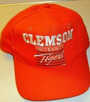 best website 8d33c 5a70a New Era 59fifty Clemson Tigers Paws BRAND NEW Fitted cap hat Grayson 5950  ACC.  33.00. CLEMSON TIGERS Bar Style Logo 90s VIntage Snapback hat  Original (NEW!