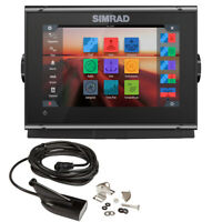 Simrad GO7 XSR Chatplotter Fishfinder with HDI Skimmer Transducer 000-14326-001