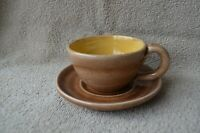 Pisgah Forest Art Pottery Cup & Saucer and Mug
