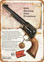 Metal Sign - 1961 Colt Single Action Army - Vintage Look Reproduction