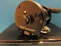 AMBASSADEUR 6500CS PRO ROCKET BLACK EDITION PR-6500BE ABU GARCIA NEW IN BOX!!!