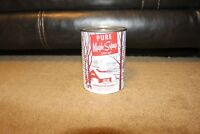 VINTAGE MAPLE SYRUP SIROP DERABLE PUR 540ML CAN MADE IN CANADA NOS