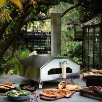 OONI Pro Portable Pro Wood Fired Pizza Oven - W/ Stone Baking Board- Free Shipp