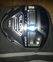 Taylormade SLDR 430 - 10.5* RH DRIVER HEAD ONLY