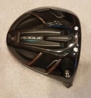 Callaway Rogue Driver Head Only 10.5° RH Head Only