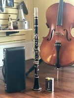 Late 1940s Vintage Buffet Crampon pre-R13 Professional Clarinet