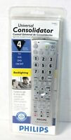 PHILLIPS UNIVERSAL CONSOLIDATOR REMOTE CONTROL NEW SEALED $12.99