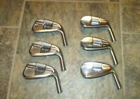 Adams XTD Tungsten Forged Heads only 5-PW Righthanded .355 Used