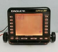 Eagle Ultra III 3D Fish Depth Finder / Head Unit Only - Fast Shipping