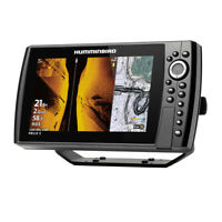 Humminbird HELIX 9 MEGA SI CHIRP Fish Finder GPS G3N with Transducer 410860-1