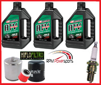 2005 HONDA TRX350 RANCHER 2X4/4X4 ATV OIL CHANGE SERVICE TUNE UP KIT PERFORMANCE