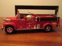 First Gear FDNY Eng. 42 Mack 1960 B-Model Pumper Open Cab 19-2262