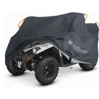 Utility Quad ATV Cover Waterproof For Can-Am Outlander MAX 450 570 650 850 1000