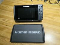 Humminbird HELIX 9 CHIRP Mega SI GPS G2N Fish Finder