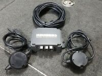 Humminbird AS INTERLINK with cables - pre-owned great condition