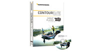 Humminbird Lakemaster 600018-3 Contour Elite- Great Plains Boating Chartplott...