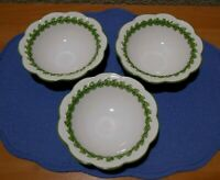 Made in Italy for Vietri Bowl with Leaves Lot of 3