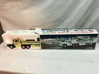 2002 Hess Truck And Airplane New In Box