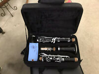Selmer Soloist Wood Clarinet Will Now Include A Nice Used Case.