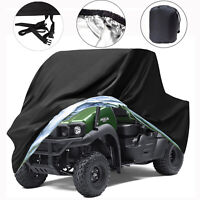 NEVERLAND Waterproof Utility Vehicle ATV UTV Cover For Polaris Can-Am Kawasaki