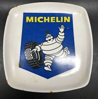 Vintage Michelin Tire Ash Tray | 70s | Plastic | Made In Italy | Advertising