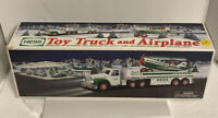 2002 Hess Toy Truck and Airplane NEW Mint In Box    S5825