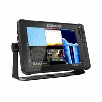 Lowrance HDS 12 LIVE Active Imaging 3-in-1 Transom Mount C-Map Pro 000-14428-001