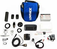 Lowrance HOOK2 4X GPS Fish Finder GPS TrackPlotter All Season Pack 000-14179-001
