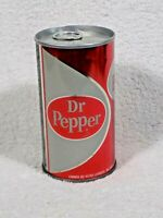 Vintage Dr. Pepper Metal Pull Tab 12 oz. Can Bank