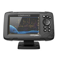 Lowrance HOOK Reveal 5x Fishfinder GPS Trackplotter 000-15503-001