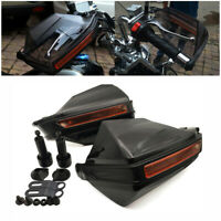 2x Motorcycle Hand Guard 7/8