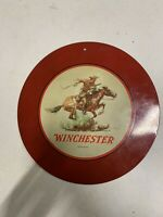 Vintage Winchester Round Metal Tag Sign 12